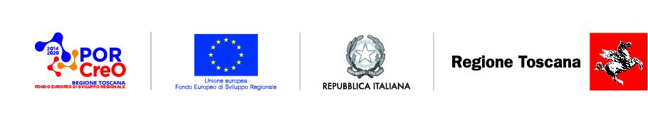Blocco loghi Regione Toscana