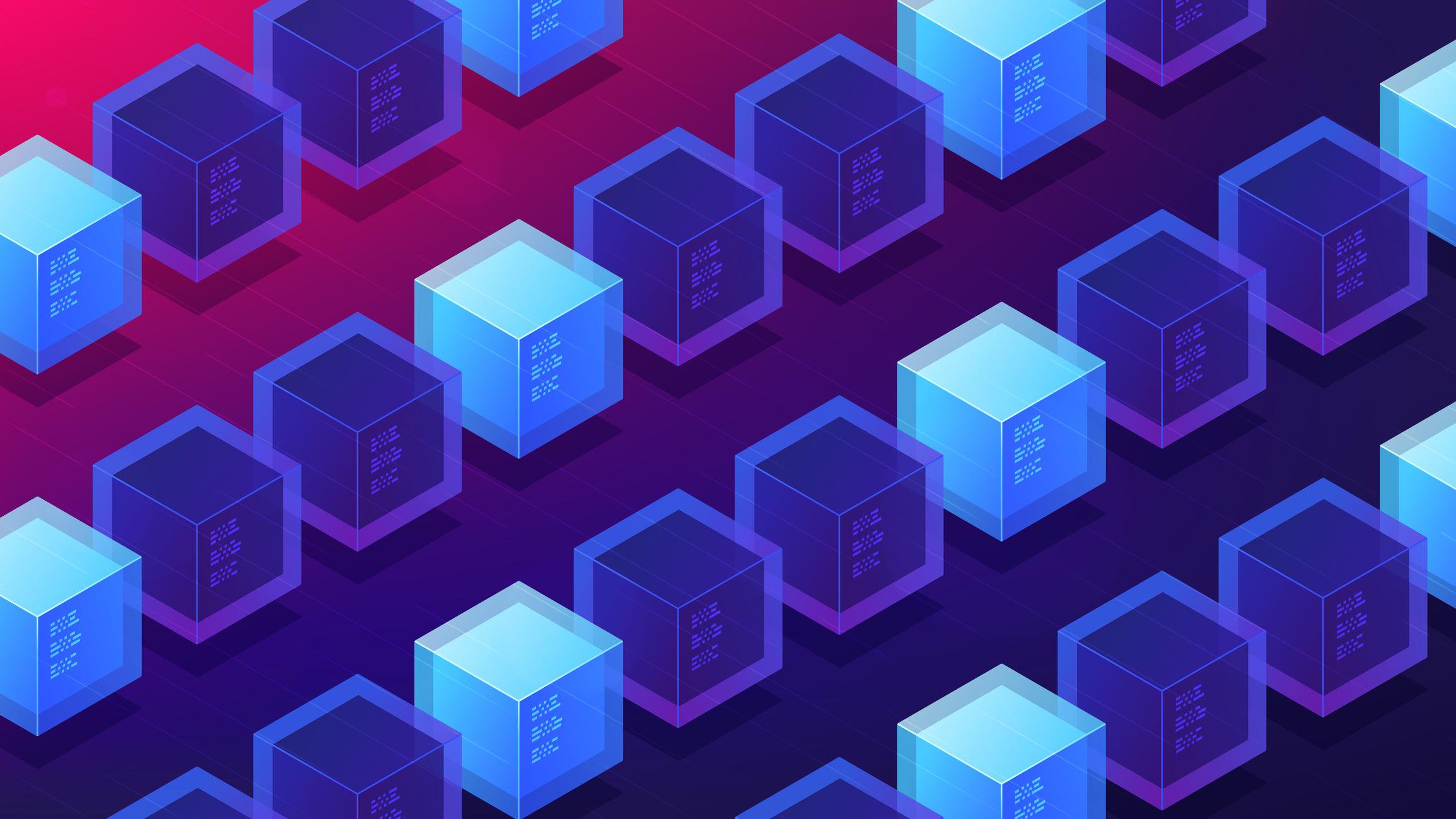 Immagine Blockchain