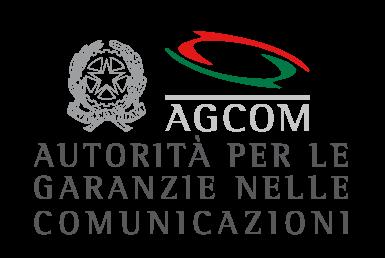 Logo Agcom 2 righe
