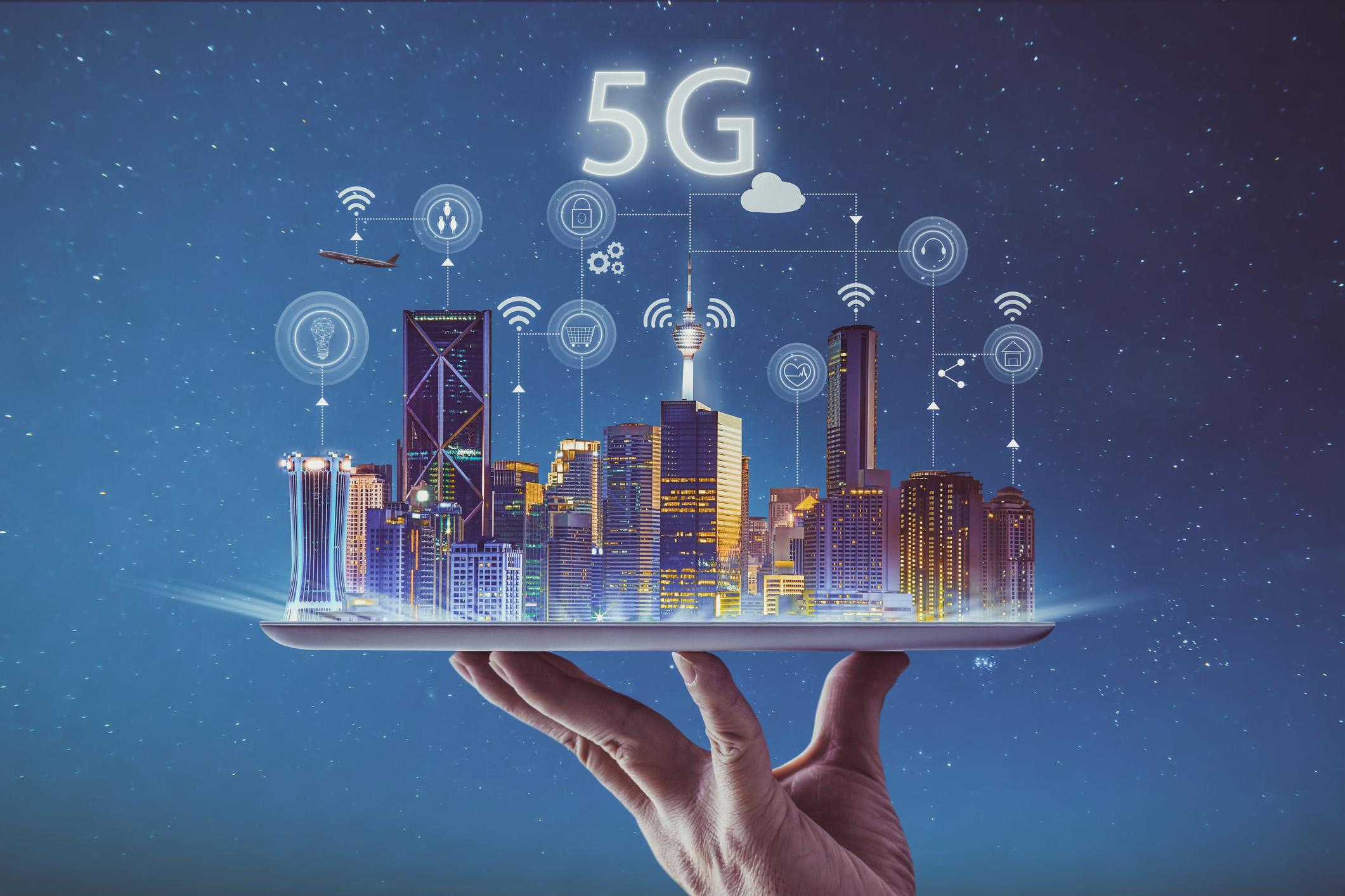 Immagine 5G wireless