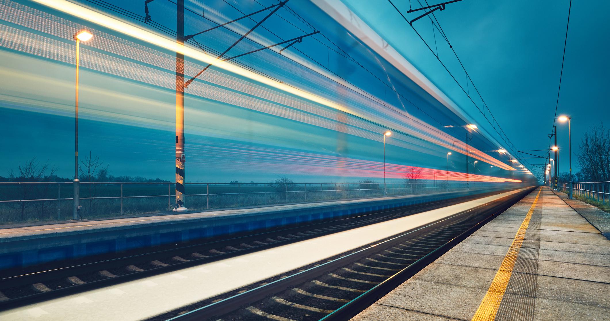 Immagine 5G ferrovia